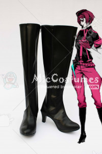 Vocaloid Love is War Meiko Cosplay Boots