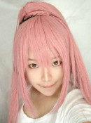 Vocaloid Luka Megpoid Cosplay Wig