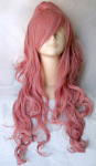 Vocaloid Luka Megurine the Sandplay Singing of The Dragon Cosplay wig