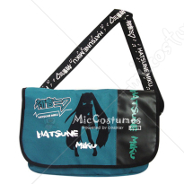 Vocaloid MIKU Blue Satchel