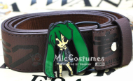 Vocaloid Miku Brown Belt