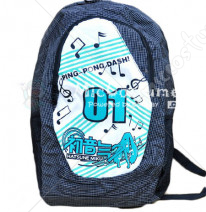 Vocaloid MIKU Leekspin Tartan Design Backpack