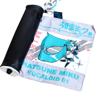 Vocaloid Miku Print Scroll Pencil Bag