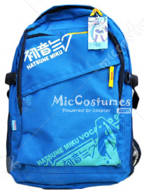 Vocaloid MIKU School Bag Blue