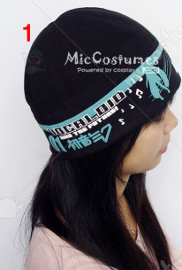 Vocaloid Miku Tuque Black