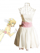 Vocaloid Magnet Rin Cosplay Costume