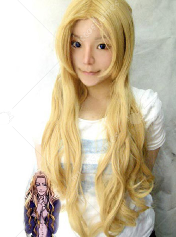 Vocaloid Megpoid Kaito Cosplay Wig