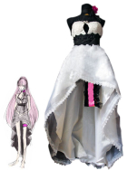 Vocaloid Megpoid Megurine Luka Cosplay Costume