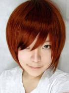 Vocaloid Meiko Cosplay Wig
