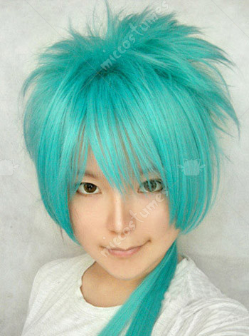 Vocaloid Mikuo Doujin Crossplay Cosplay Wig