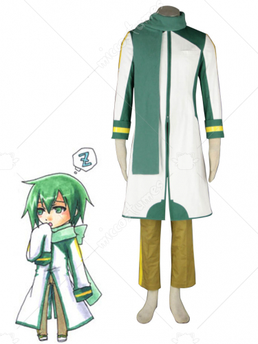 Vocaloid Nigaito Cosplay Costume