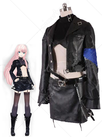 Vocaloid Project DIVA 2nd Luka Cosplay Costume
