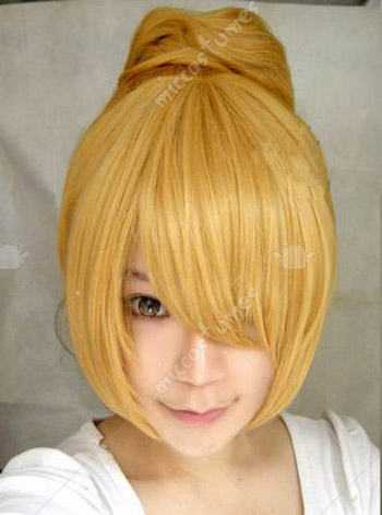 Vocaloid Rin Killing Doll Cosplay Wig