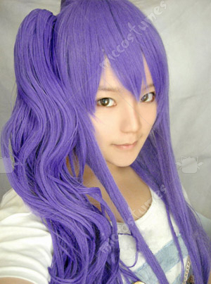 Vocaloid the Sandplay Singing of The Dragon Kamui Gakupo Cosplay Wig