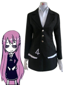 Vocaloid Serect Police Luka Cosplay Costume