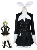 Vocaloid Serect Police Rin Cosplay Costume