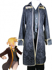 Vocaloid Servant of Evil Len Cosplay Costume