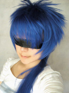 Vocaloid Setsugetsuka Kaito Cosplay Wig