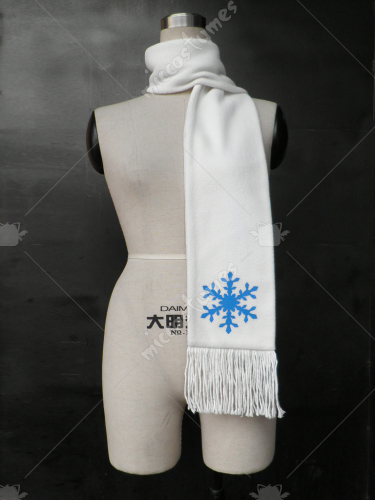 Vocaloid Snow Scarf