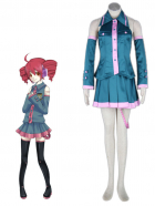 Vocaloid Teto Cosplay Costume