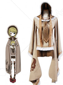 Vocaloid Thousand Sakura Rin Cosplay Costume