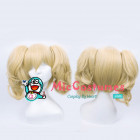 Vocaloid Rin Meltdown Cosplay Wig