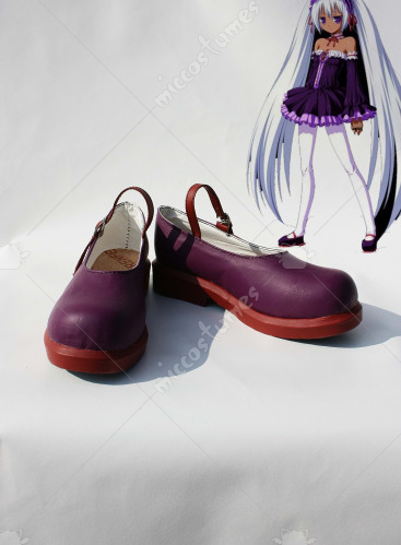 Vocaloid Yamine Aku Cosplay Shoes