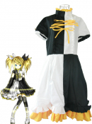 Vocaloid MeltDown Rin Cosplay Costume