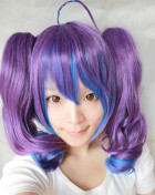 Vocaolid ANTI THE HOLIC The Singing Passion Teto Cosplay Wig