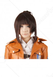 Attack on Titan Sasha Braus Cosplay Perruque