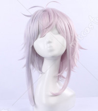 Alice in Wonderland Laser Boy Cheshire Cat Cosplay Wig