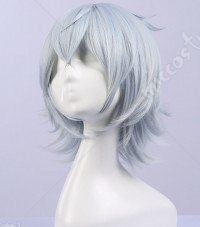 Alice in Wonderland Laser Boy Dormouse Cosplay Wig