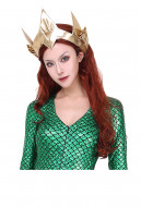 Aquaman Mera Cosplay Red Wig