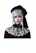 Bloodborne Doll Cosplay Wig