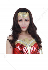 Batman v Superman:Dawn of Justice Wonder Woman Cosplay Wig