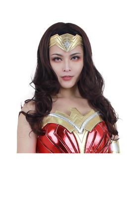 Batman v Superman:Dawn of Justice Wonder Woman Cosplay Wig