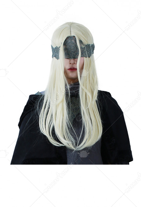 Dark Souls 3 Fire Keeper Cosplay Wig