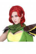Dota2 Lyralei the Windranger Cosplay Wig