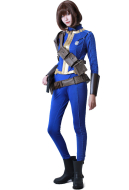 Fallout 4 Sole Survivor Female Cosplay Costume with Belts Set