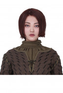 Exclusive Game of Thrones Arya Stark Handmade Cosplay Wig