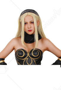 Gravity Rush Kat Cosplay Wig