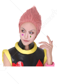 Hunter x Hunter Hisoka Cosplay Perruque