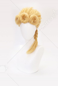 JoJos Bizarre Adventure Golden Wind Giorno Giovanna Short Cosplay Wig