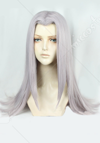 JoJos Bizarre Adventure Golden Wind Leone Abbacchio Long Cosplay Wig