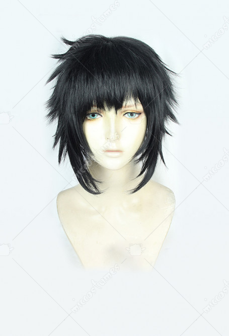 Demon Slayer Kimetsu no Yaiba Kaigaku Twelve Demon Moons Upper Moon Six Cosplay Wig