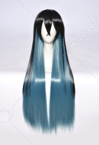 Demon Slayer Kimetsu no Yaiba Mist Pillar Yuichiro Tokito Cosplay Wig
