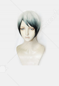 Demon Slayer Kimesu no Yaiba Yushiro Cosplay Wig