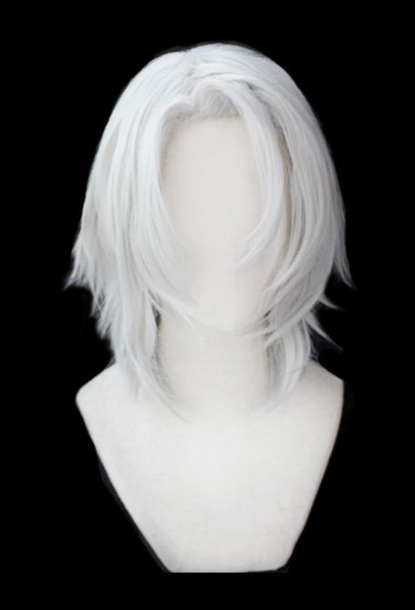 Uzui Tengen Wig Demon Slayer Kimetsu No Yaiba Cosplay Wig For Sale Kimetsu no yaiba conjunto de cosplay 鬼滅の刃 鬼殺隊剣士 宇髄天元(うずい てんげん). demon slayer kimetsu no yaiba uzui tengen short silver white cosplay wig