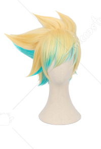 League of Legends Star Guardian Ezreal Cosplay Wig
