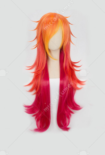 League of Legends Miss Fortune Cosplay Wig